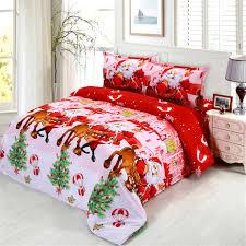 JARSON <b>4Pcs Merry Christmas</b> Bedding Set Full Size,3D <b>Santa</b> ...