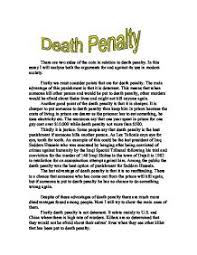 death penalty introduction essay   how to do a personal essaydeath penalty introduction essay