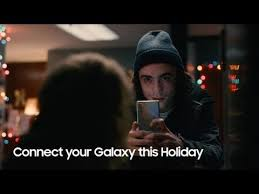 Samsung Galaxy: Connect your Galaxy this Holiday - YouTube