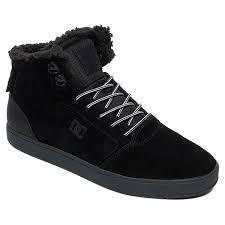 <b>DC Shoes кеды</b> зимние ADYS100116-BGY купить в интернет ...
