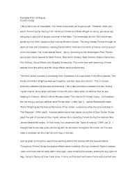 speech critique essay speech critique essay writing