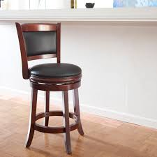 stools backs wooden dark black wooden with cuhsion grey counter stools with backs kitchen