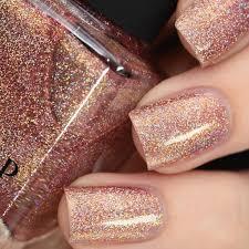 That Other <b>Girl</b> - <b>Rose</b> Gold Ultra Holographic <b>Nail Polish</b> by ILNP ...