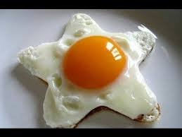 Resultado de imagen de huevos estrellados