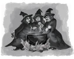 Image result for macbeths witches