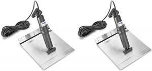 XKA <b>Aluminum Alloy</b> Trim Tab Kit (Control Switch Not Included)