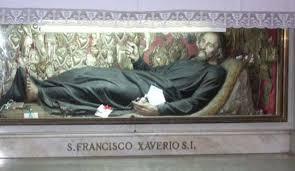 Risultati immagini per san francesco saverio gesù nuovo
