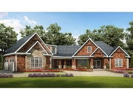 Luxury House Plans   The House Plan ShopCraftsman House Plan  H