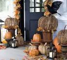 Оформление помещения на хэллоуин