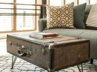 10+ Best <b>Vintage</b> suitcase <b>table</b> images | suitcase <b>table</b>, <b>vintage</b> ...