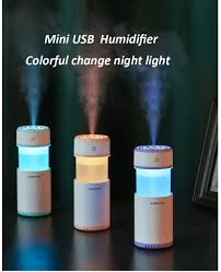 Pull Out Design Aromatherapy Air Humidifier 7 Night ... - TOKO SINYO