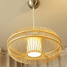 simple bamboo pendant lighrting contemporary pendant lighting new york by phoenix lighting bamboo pendant lighting