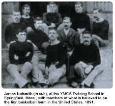 「James Naismith」の画像検索結果