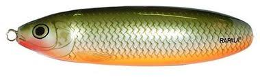 Блесна <b>Rapala Minnow Spoon незацепляйка</b> 10см, 32гр. (RMS10 ...