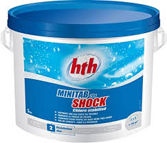 <b>HTH</b> – <b>MiniTab Shock</b> – <b>5 kg</b>: Amazon.co.uk: Garden & Outdoors
