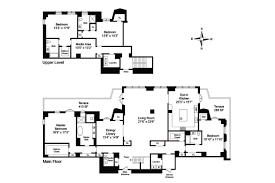 floor plans: art deco new york apartment floor plan
