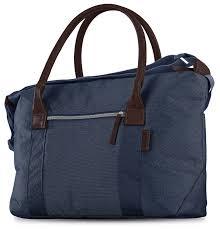 <b>Сумка для коляски Inglesina</b> Oxford Blue, темно-синий купить по ...