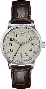 Швейцарские <b>часы Aviator</b> Aircobra <b>V</b>.<b>1.11.0.042.4</b>