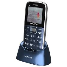 Купить <b>Телефон MAXVI B6</b> в Москве по цене 1744 рублей ...