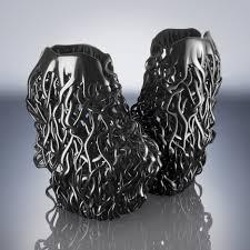 3D <b>printed shoes</b> by Iris van Herpen and Rem D Koolhaas