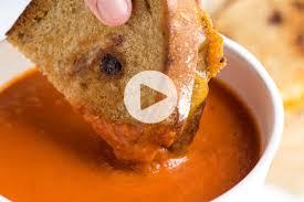 Easy Three-Ingredient <b>Tomato Soup</b>
