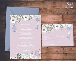 alice in wonderland wedding invitation template response alice in wonderland wedding invitation template response card instant edit text pink word or pages pc mac by scriptandlily on