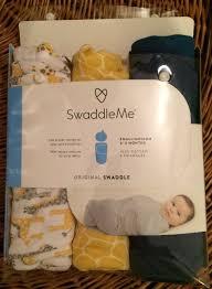 Пеленка / <b>конверт</b> на липучке SwaddleMe Original <b>Swaddle</b> ...