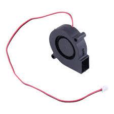 Fits <b>3D Printer</b> 2Pin <b>DC</b> 24V 0.1A 50mm 5015 Blower Cooling Fan ...