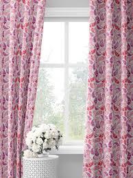 <b>Комплект штор</b> decoracion #33020603 с фиолетовыми ...
