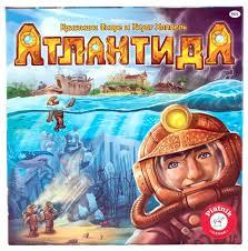 <b>Настольная игра Piatnik</b> Атлантида — купить по выгодной цене ...