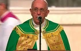 """Resultado de imagen para El papa Francisco con """"vergüenza"""" por causa de las Iglesias por los casos de pederastia"""
