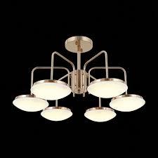 <b>Потолочная светодиодная люстра ST Luce</b> Pratico — купить по ...
