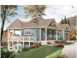 Lakefront House Plans and Lakefront Home Plans at eplans com     Bedroom Country Home from ePlans com   plan HWEPL
