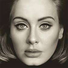 Image result for adele album cover 25