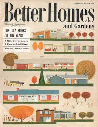 Better Homes And Gardens House Plans Vintage   Home GardenVintage Better Homes Gardens Photo Mid Century Modern