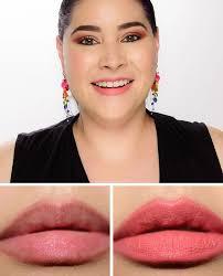 <b>MAC Sugar Sweet Cameo</b> Lipstick Review & Swatches