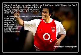 Quotes: Arsenal Star and Former French International – Robert ...