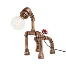 Купить Metal Animal Desk Light Single Bulb Industrial Reading ...