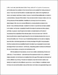 essay on the mind s eye by oliver sacks expository writing  this is the end of the preview sign up to access the rest of the document