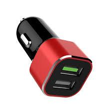 2 USB Portable USB <b>QC3</b>.<b>0</b> Android <b>Fast Car Charger</b> ...
