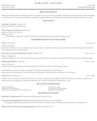 Community and Social Service Resume Samples MyOptimalCareer Entry level