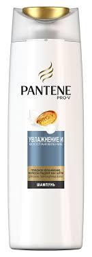 <b>Pantene Pro</b>-<b>V шампунь</b> 400 мл Увлажнение и восстановление ...