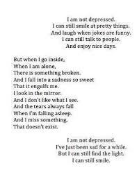funny quote happy depressed depression sad suicidal suicide lonely ... via Relatably.com