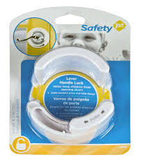 baby household safety save money live better ca safety 1st locks latches lever handle lock