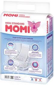 Купить <b>Подгузники Momi High</b> Standart S №2 4-8кг 80шт с ...