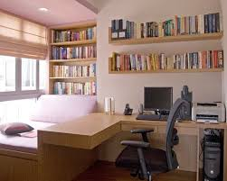 home bedroom and office