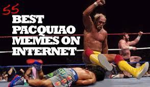 55 Best Manny Pacquiao KO Memes On The Internet via Relatably.com