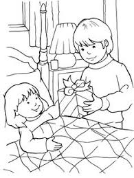 Small Picture I am Thankful for Friends Coloring Page Preschool Pinterest