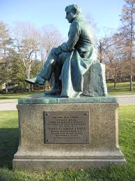 critical sources statue of james fenimore cooper in cooperstown