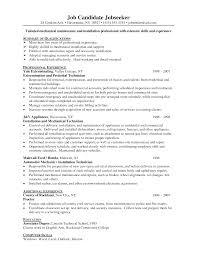 resume templates for mining jobs resume builder resume templates for mining jobs resume templates for every job profile resume sle mining